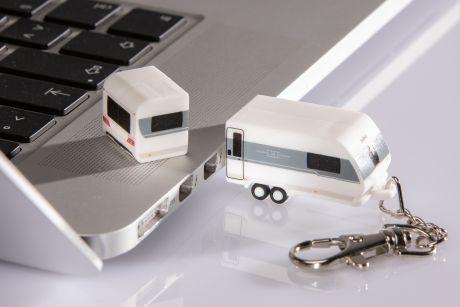USB Stick Wohnwagen Prestige